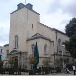 The church (Dublin): Aprovechando realmente una iglesia.