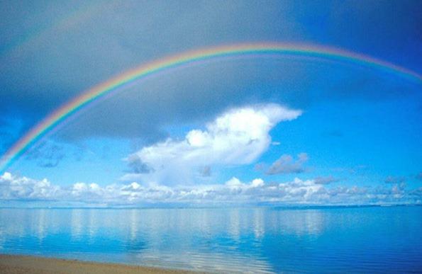 El arco iris ¿Prueba de un pacto? | Soy Ateo