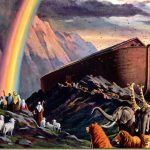El arco iris ¿Prueba de un pacto?