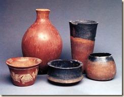 Naqada I pottery