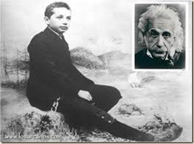 Einstein niño