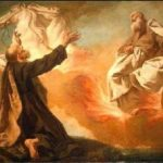 Volando voy, volando vengo: Elías y el carro volador con caballos de fuego